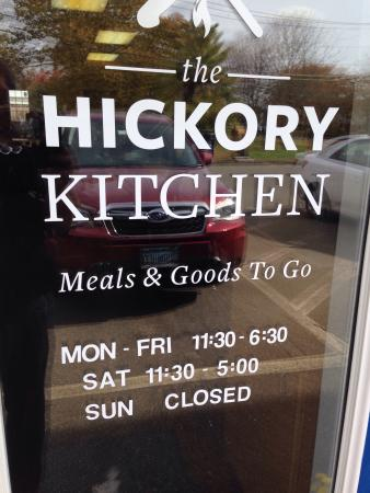 The Hickory Kitchen