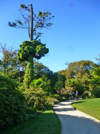 St Austell, UK: Beautiful gardens