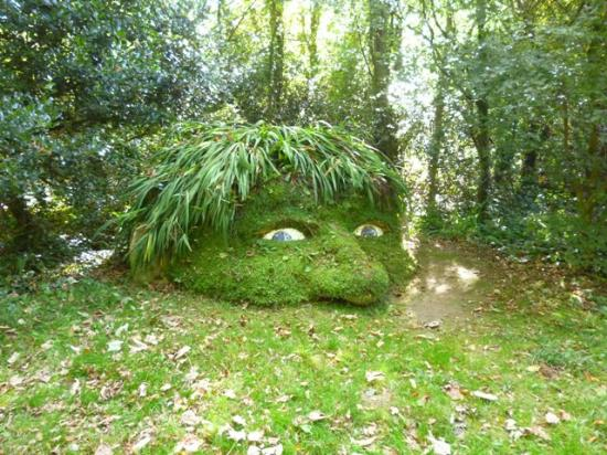 St Austell, UK: Giants Head
