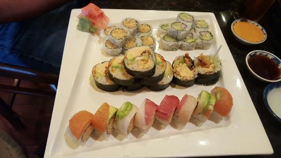 Nagoya Hibachi and Sushi