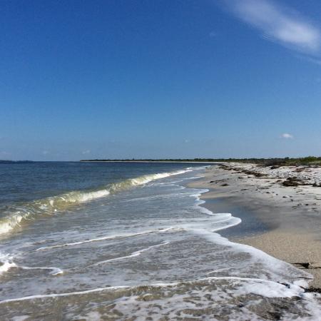 Boca Grande, Φλόριντα: Cayo Costa beach