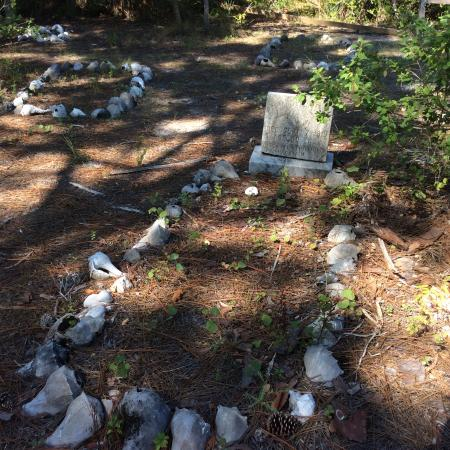 Boca Grande, Φλόριντα: The pioneer cemetery