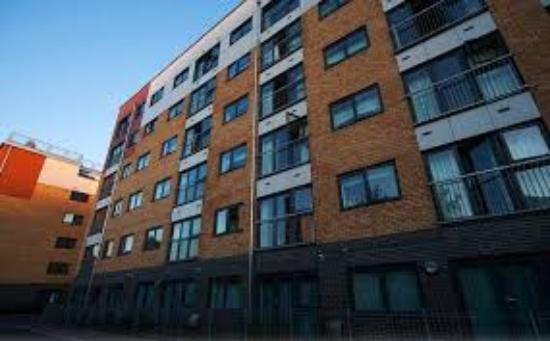 Marlin Apartments - Picture of Marlin Apartments Stratford London ...