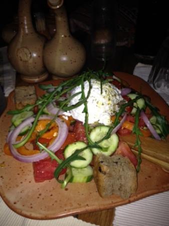 Kaliviani, Grækenland: Salada
