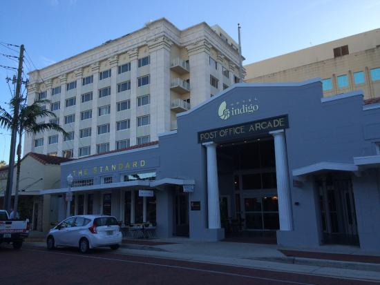 Hotel Indigo Fort Myers River District Updated 2018 Prices Reviews Fl Tripadvisor