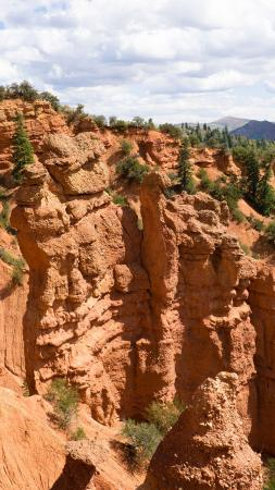Payson, UT: devil's kitchen - mini bryce canyon