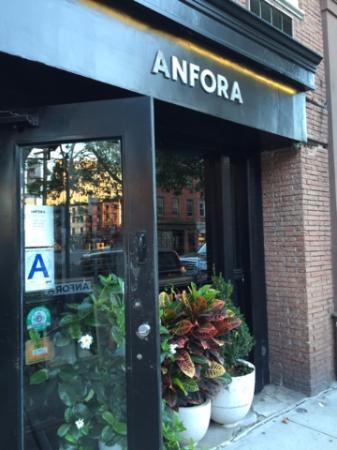 Photo of Wine Bar Anfora at 34 8th Avenue, New York, NY 10014, United States