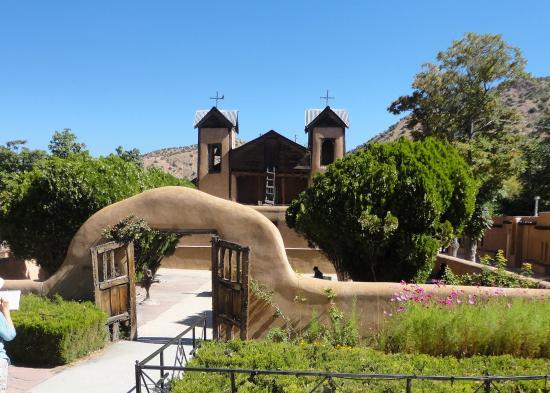 El Santuario in Chimayo