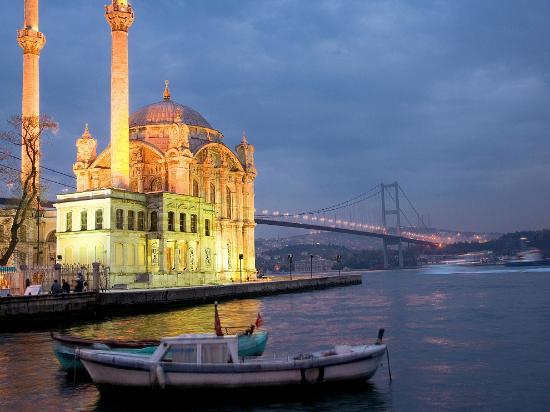 Fantastic Florence: Yves, Istanbul