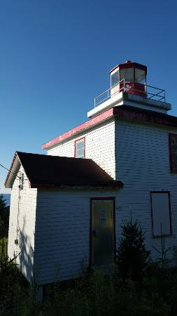 ‪Isaac's Harbour Lighthouse‬
