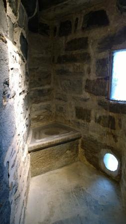 Chateau De Vitre Medieval Toilet