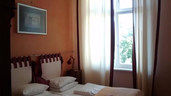 Hotel Art Nouveau: Habitación doble
