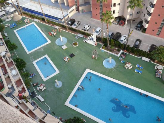 Apartmentos Aguamarina Hotel