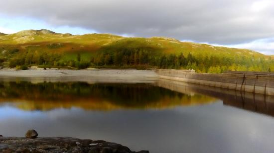 Lisco Farm Bed & Breakfast: Haweswater - Dam Busters training area - thanks Mary
