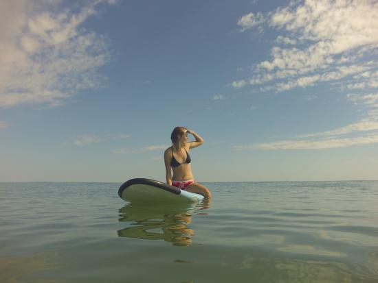 Cocoa Beach Surf Company Surf School : Das erste Mal Surfen