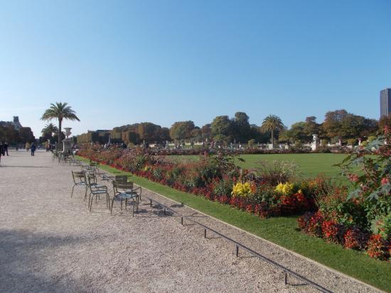 París, Francia: Park