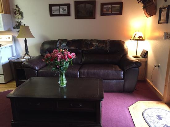 Bugle Pointe: Living area