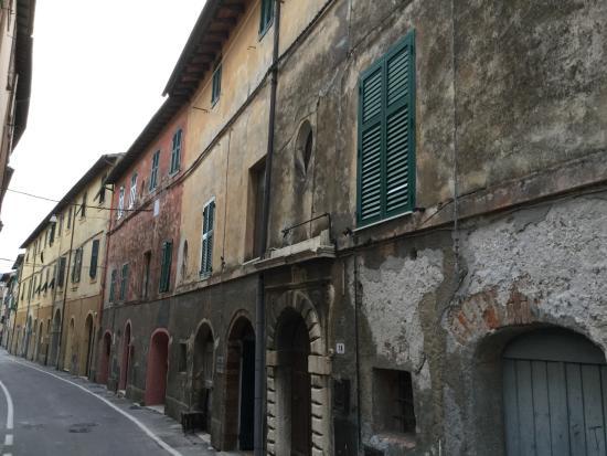 San Biagio Relais: Streets of Ortebello