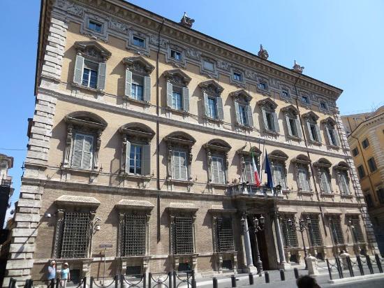 Picture of palazzo madama sede del for Senato repubblica