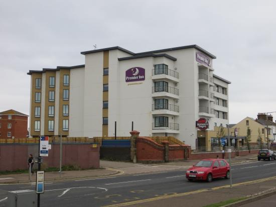 Premier Inn Hotel Southend On Sea