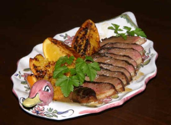 La nuova estancia parilla y restaurante: un rico plato!!!