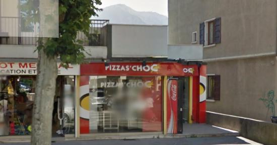 Pizzas'Choc
