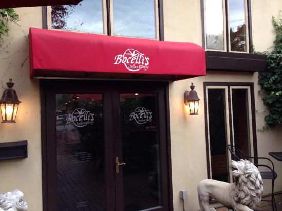 Bocelli's Italian Eatery : Very good