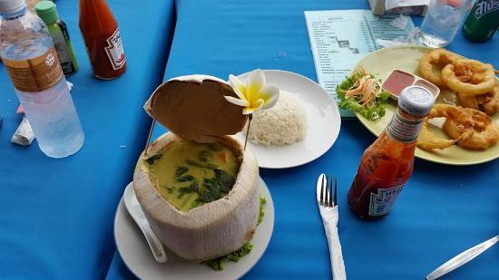 Restaurant at Chalala Samui Resort