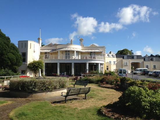 Cliffden Hotel Updated 2018 Reviews Price Comparison Teignmouth England Tripadvisor