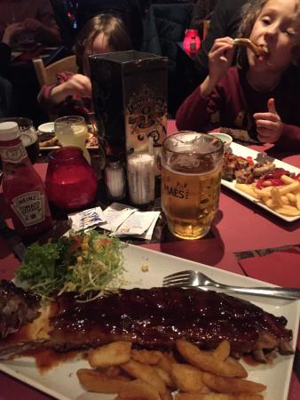 Amazing ribs!!!!!!!