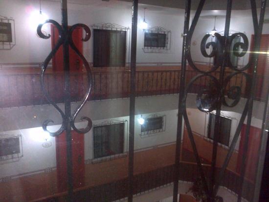 Vista Express Morelia: Vista desde la habitación