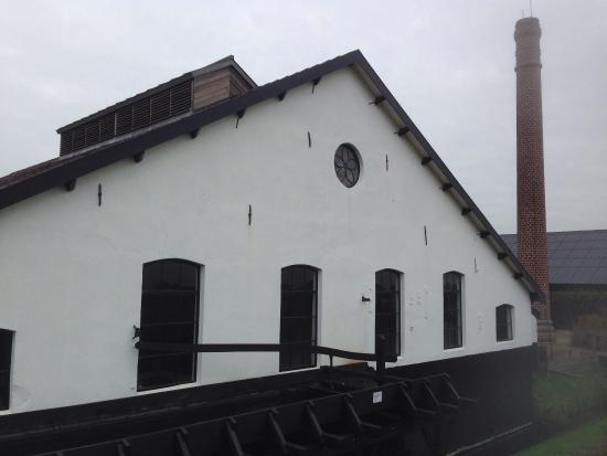 Papierfabriek de Middelste Molen