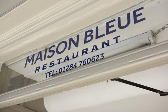 Maison Bleue Restaurant: Maison Bleue
