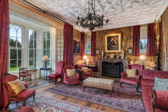 Clonegal, Irland: Tapestry Room
