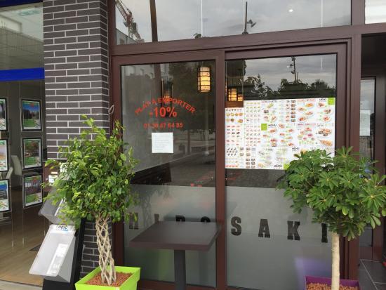 Hirosaki  Picture of Hirosaki, BoisdArcy  TripAdvisor ~ Restaurant Bois D Arcy