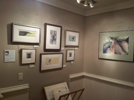 Lambertville, Nueva Jersey: inside Artists' Gallery