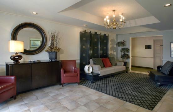 BEST WESTERN Colonel Butler Inn: Lobby