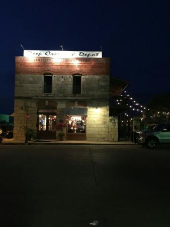 Hondo, تكساس: Deep Creek Depot
