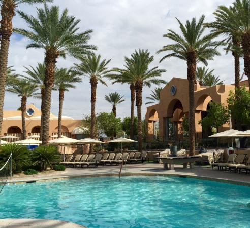 Villa Paradise Pool with waterslide
