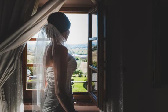 Brolio, Italien: bedroom