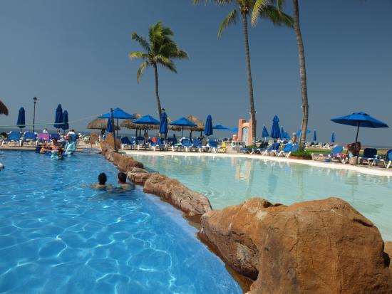 Torres Mazatlan Resort Children S Pool