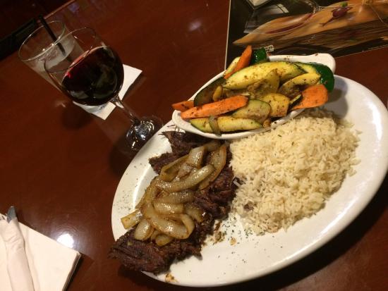 Mambo Grill & Tapas: Delicious