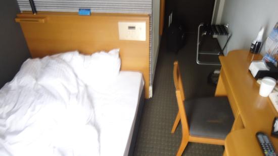APA Hotel Chiba Yachiyo Midorigaoka : お部屋