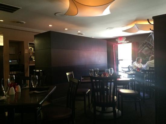 Pinckney, MI: Dining room