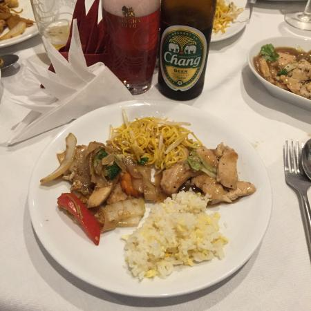 Bangkok Thai Restaurant Congleton