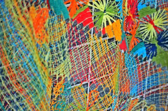 Artesanato Goiania Campinas ~ Renda filé Foto de Núcleo de Artesanato do Pontal da Barra, Maceió TripAdvisor