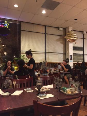 Sakura Sushi: This is our favorite place near Dominican University. We have been consistently coming here for