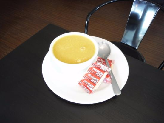 Courtenay, Canadá: Cafe Amantes Soup of the Day