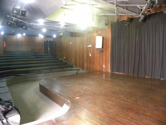 FUNTED - de Arena Sergio Cardoso Theater