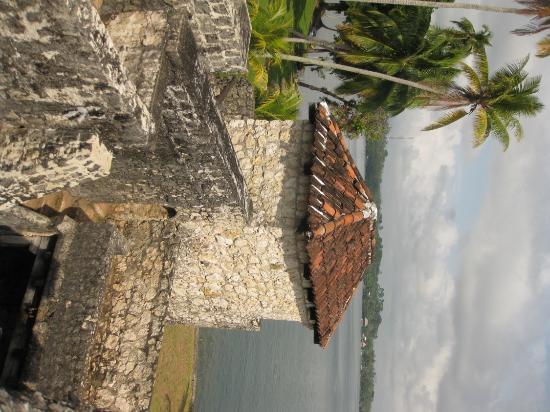 Rio Dulce, Γουατεμάλα: сан фелииппе крепость